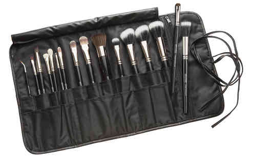Profi Make Up Pinsel-Set