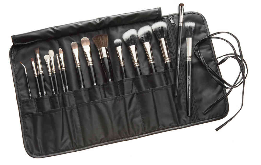 Profi Make Up Pinsel Set